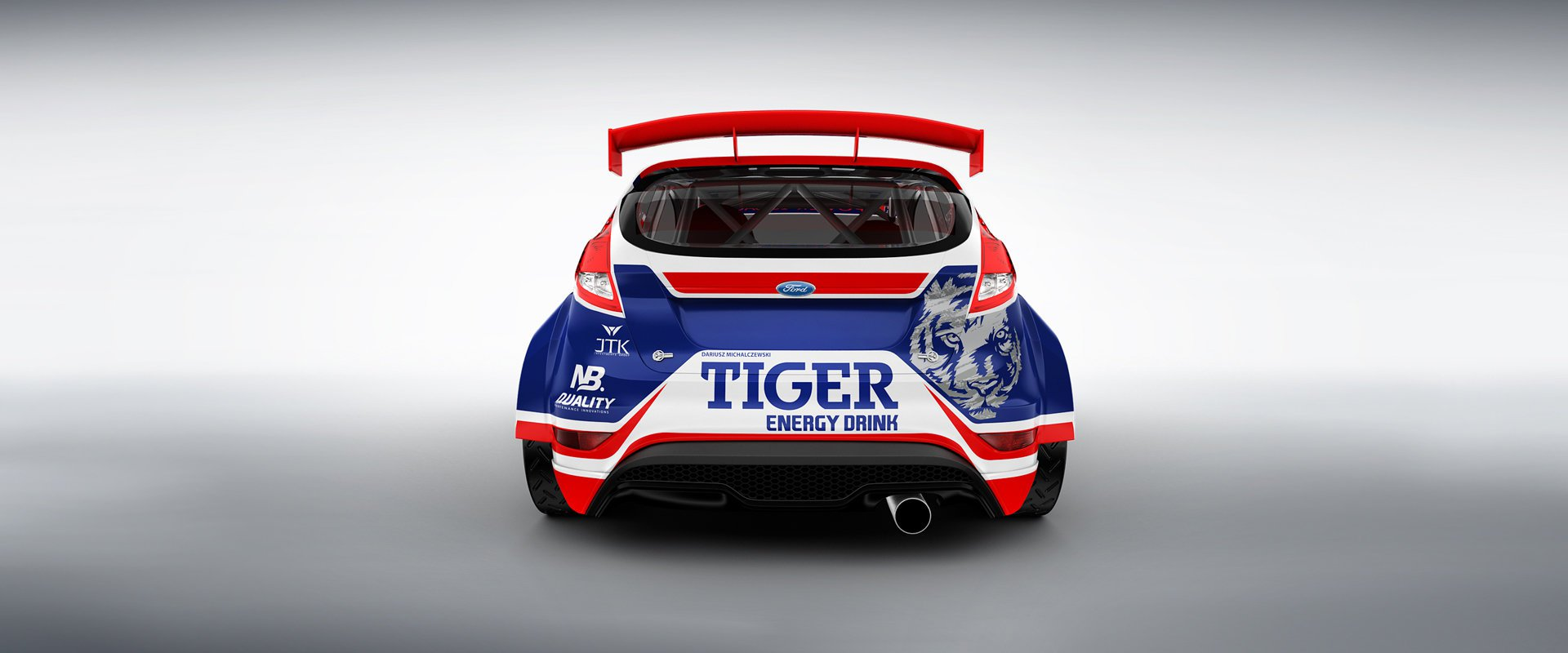 Tiger Rally Team #3