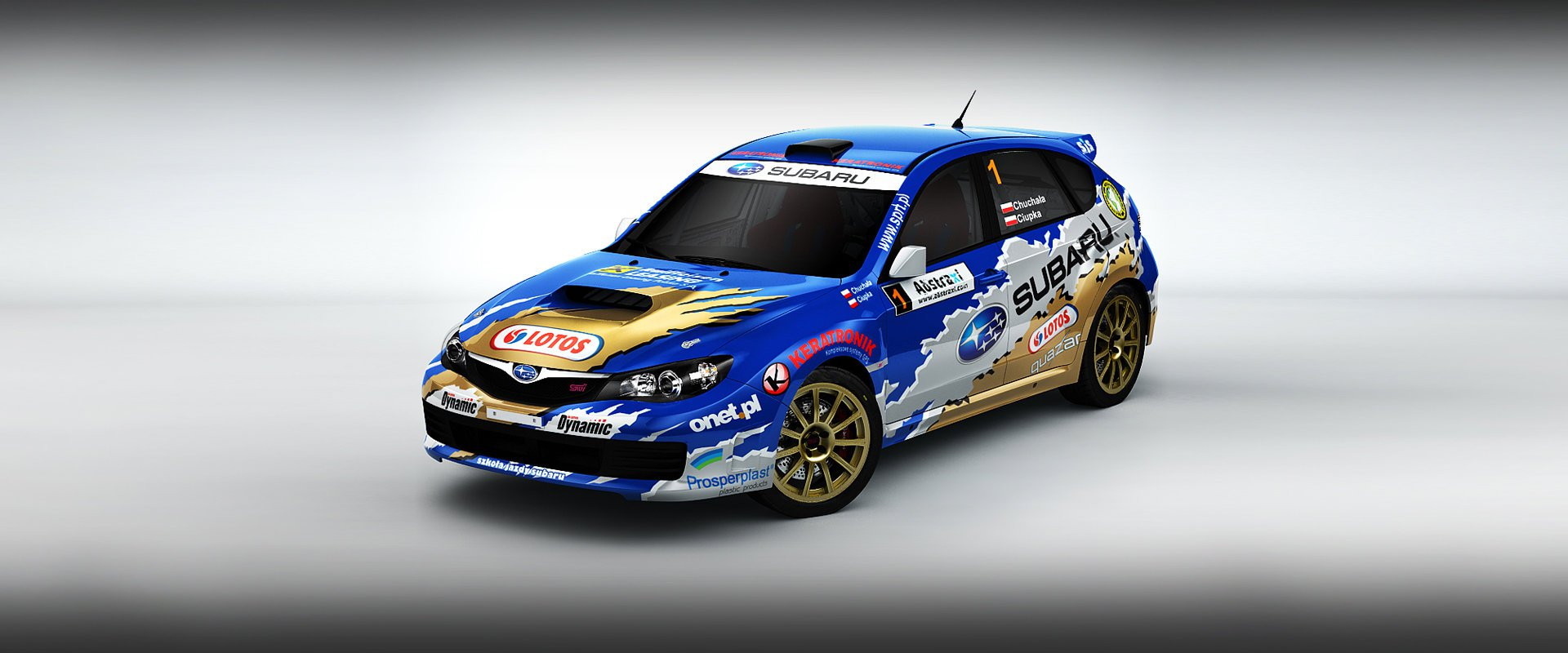 Subaru Poland Rally Team #1