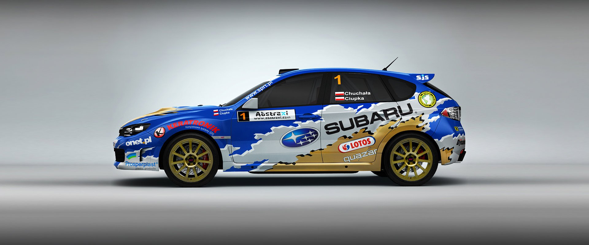 Subaru Poland Rally Team #2