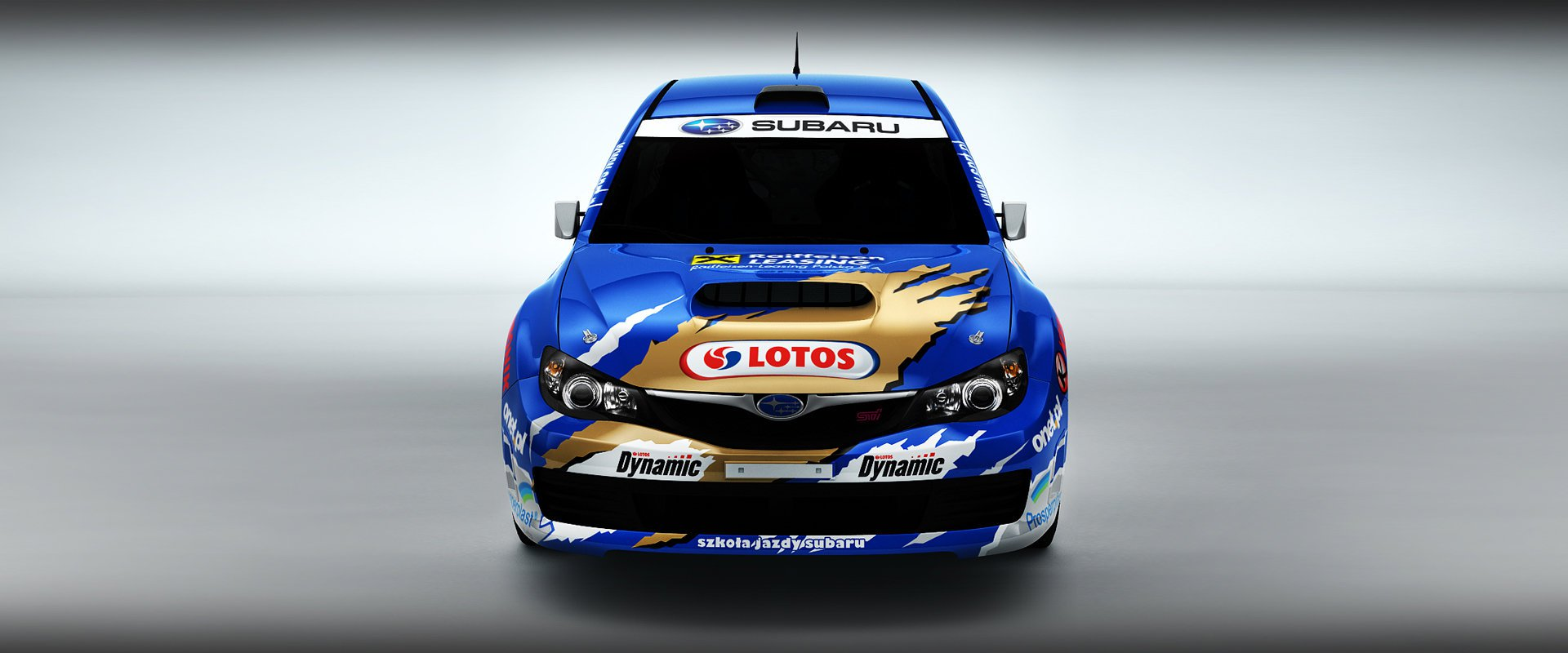 Subaru Poland Rally Team #4