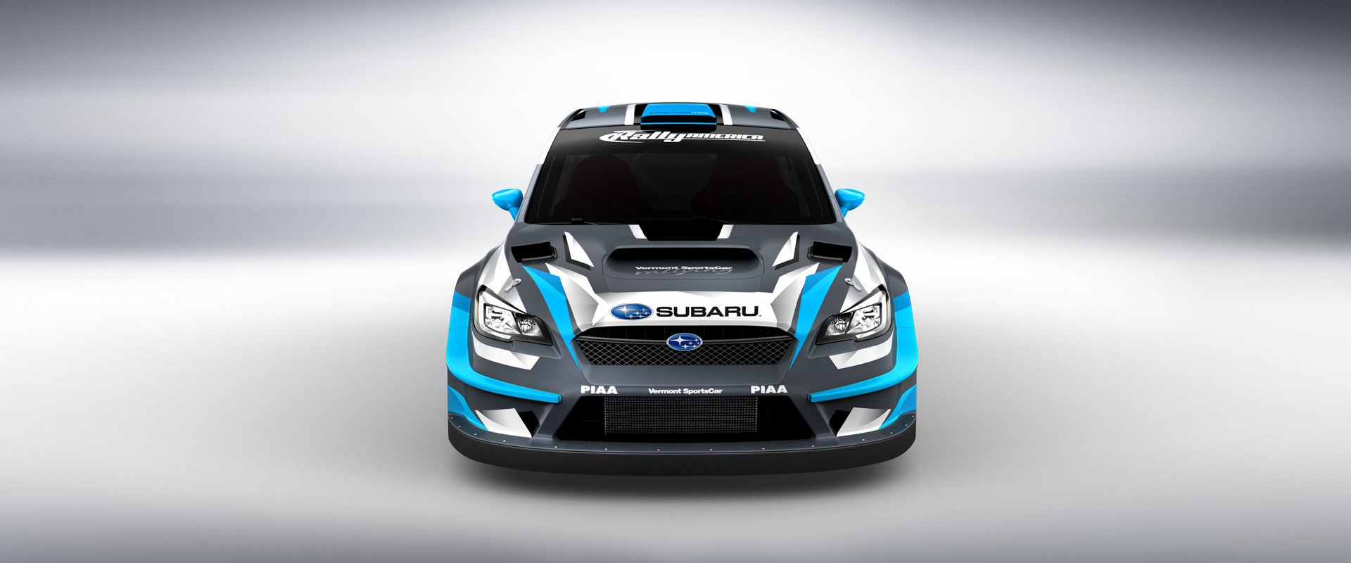 Subaru Rally Team USA #1