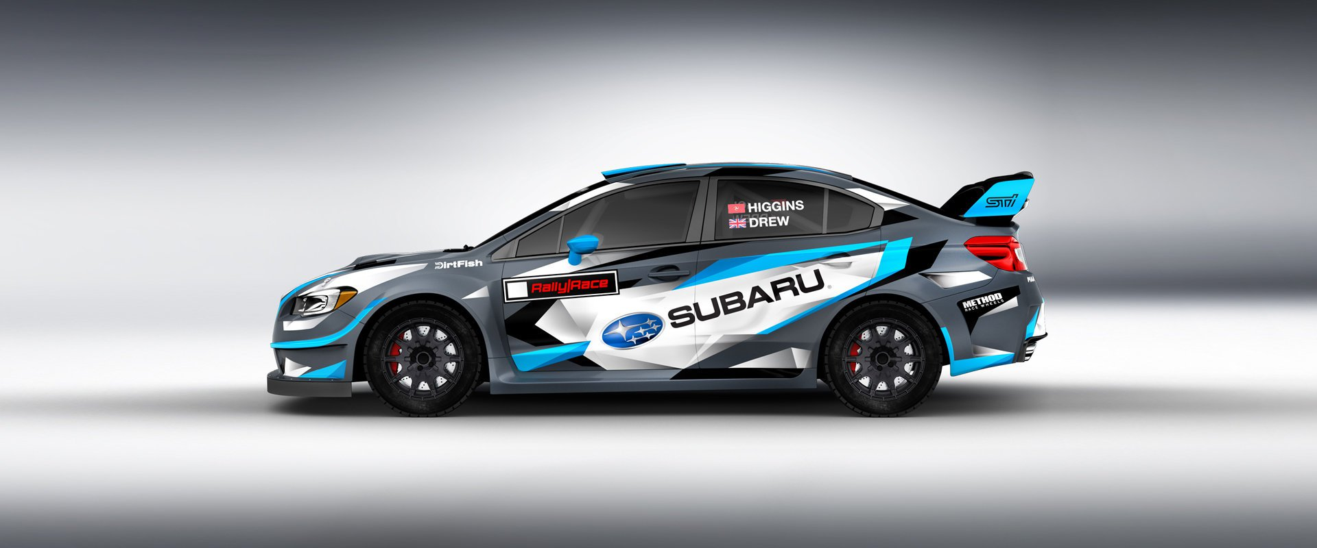 Subaru Rally Team USA #3