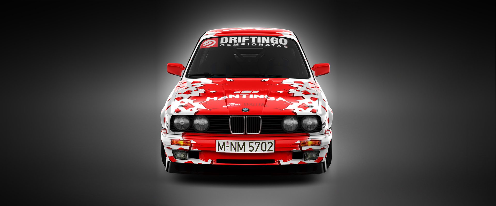 Mantas Drift #4
