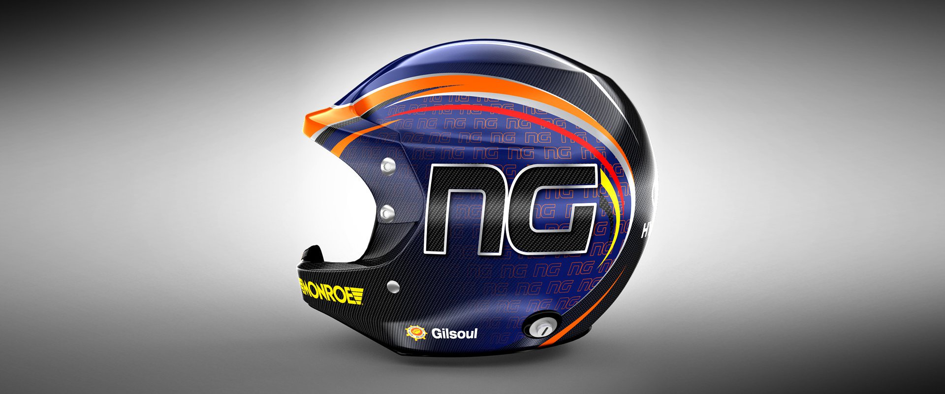 Nicolas Gilsoul - co driver of Thierry Neuville #2