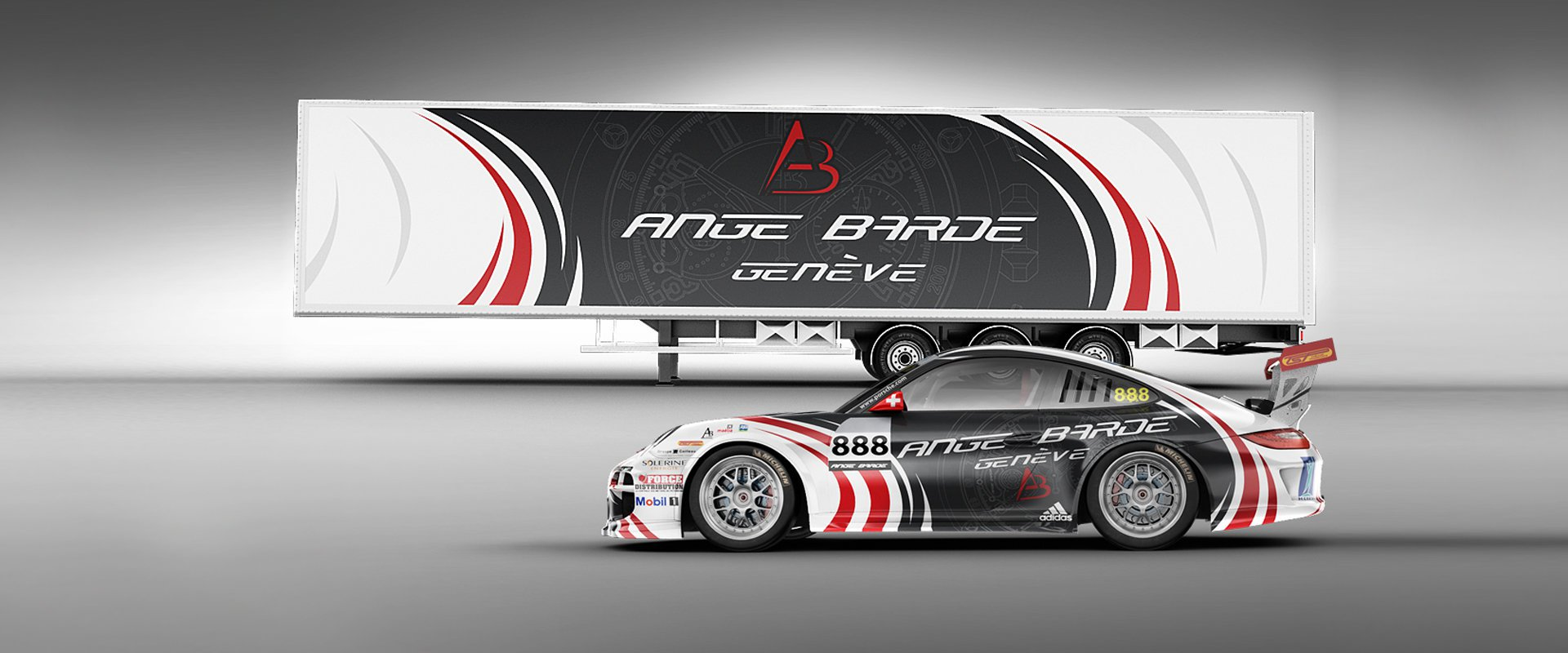 Ange Barde Racing #1