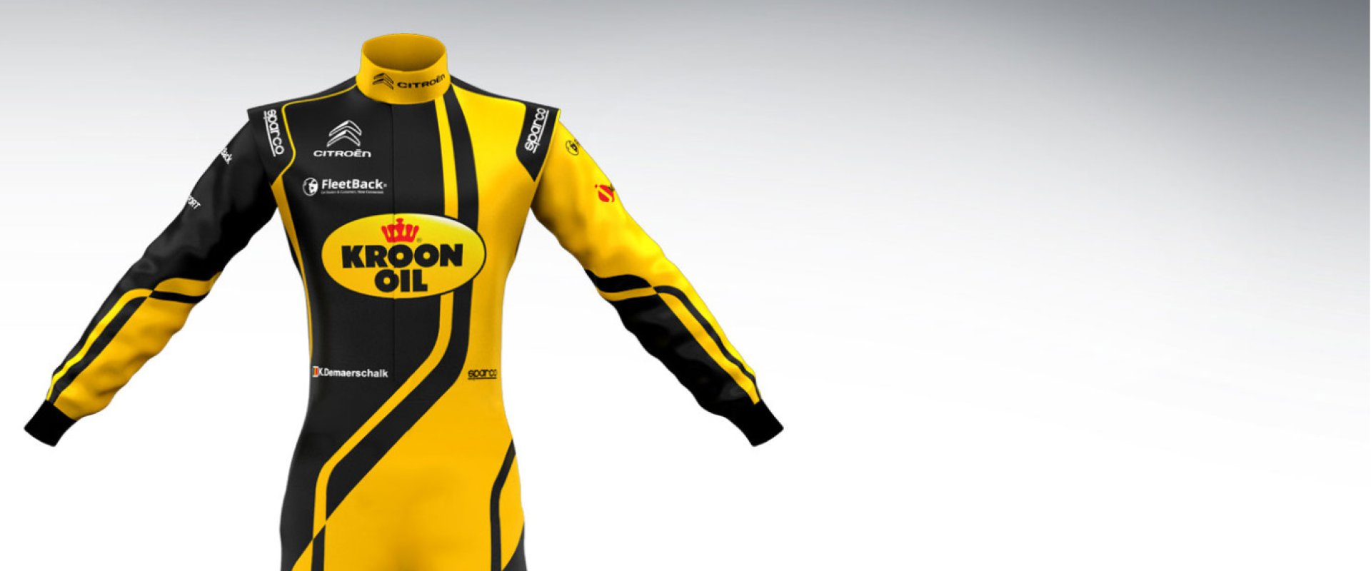 j-motorsport sparco suit design kroon