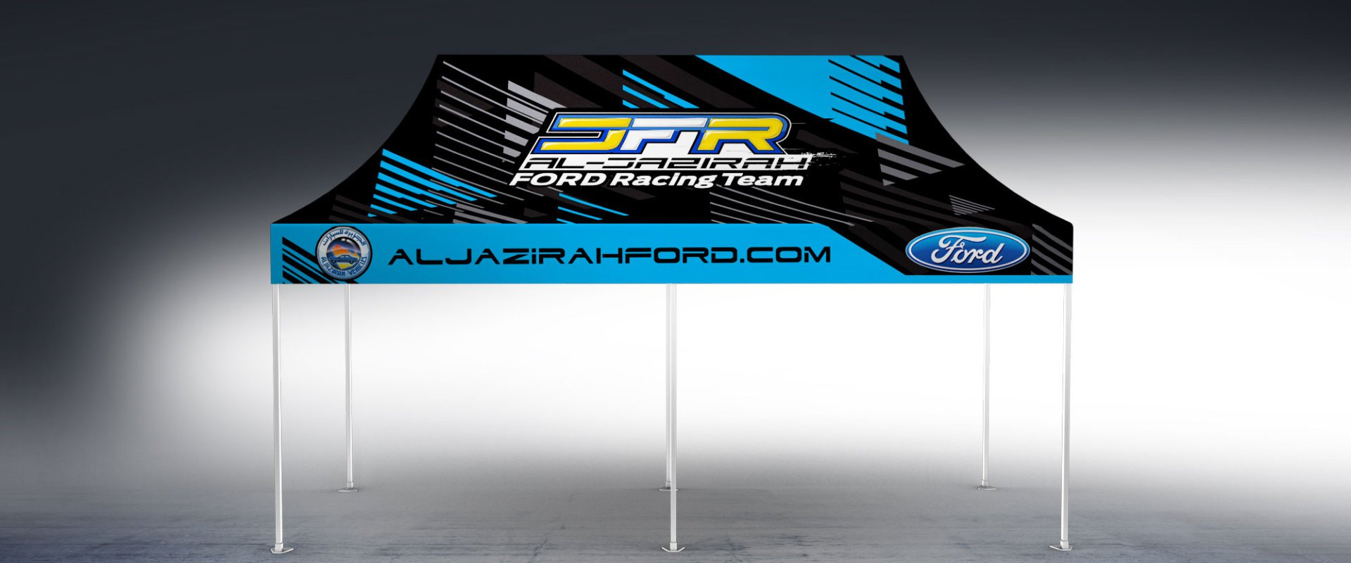 JFR Al Jazirah Ford Racing Team #3