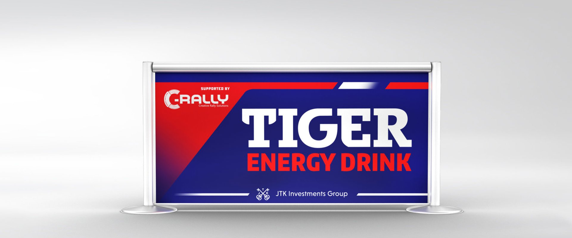 Tiger Energy Drink Rally Team #3