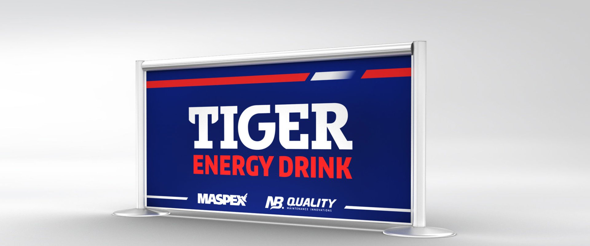 Tiger Energy Drink Rally Team #4