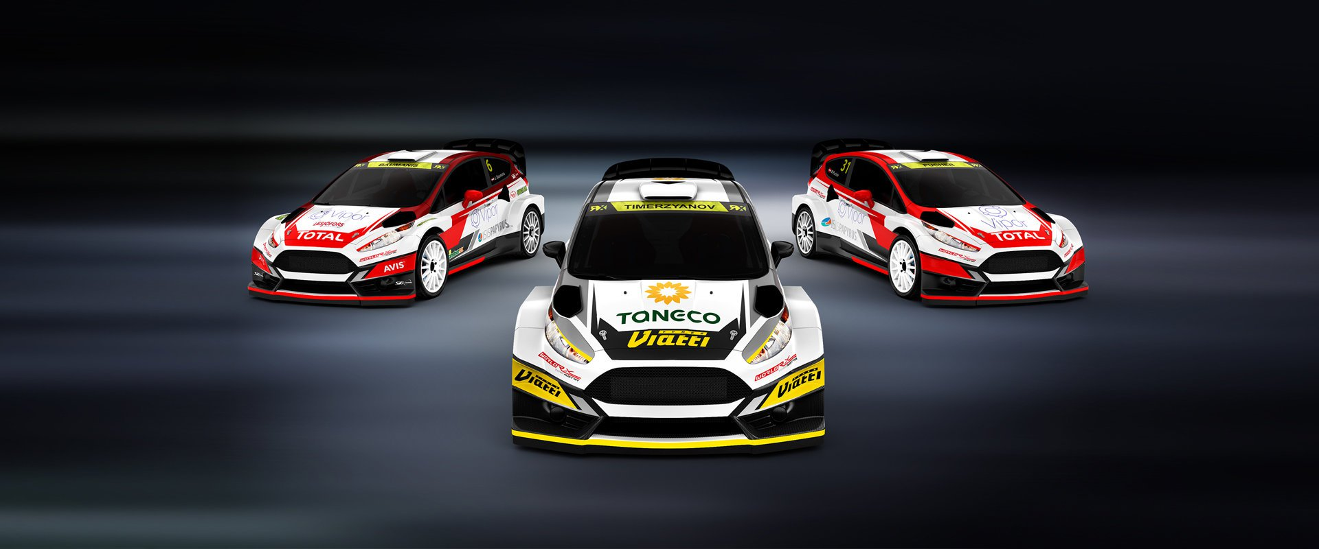 World RX Team Austria #1
