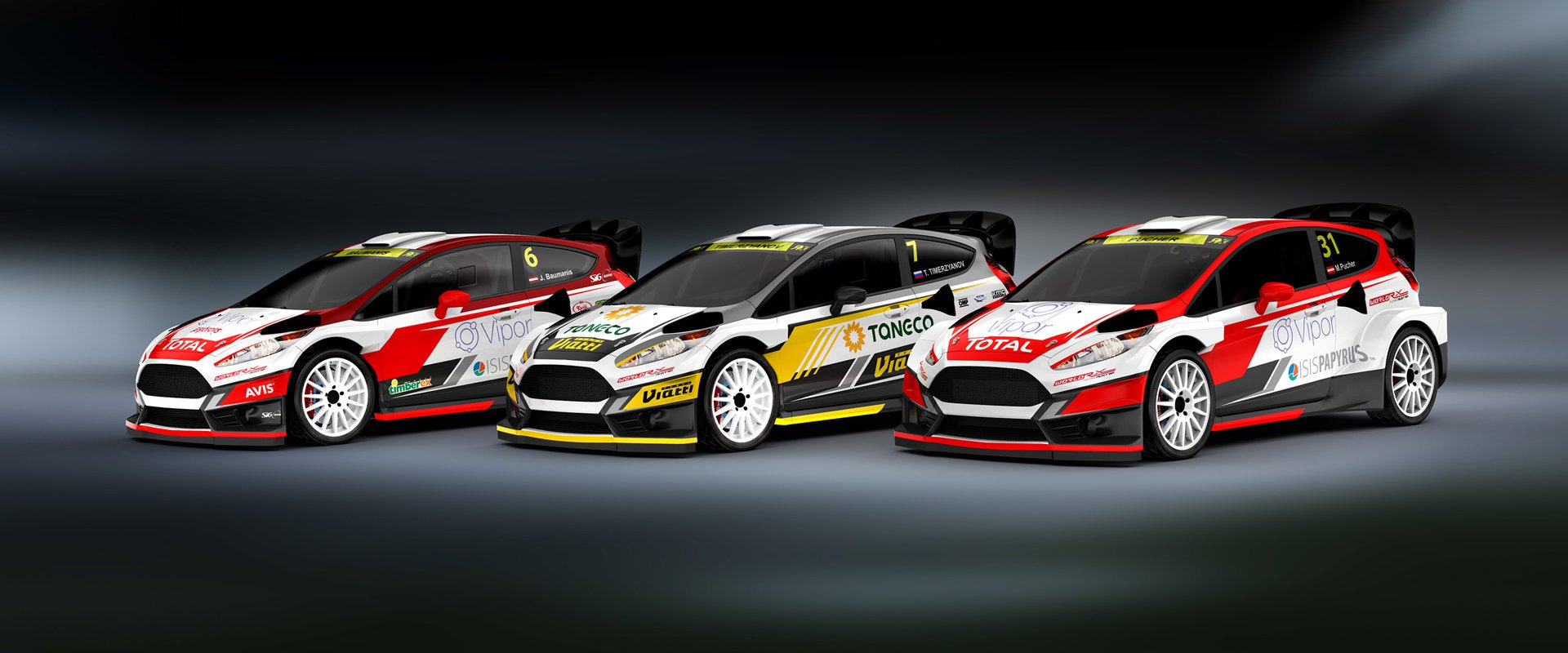 World RX Team Austria #2