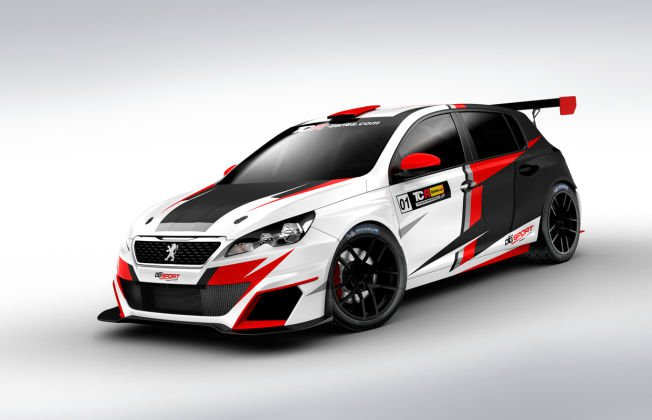 DG Sport and Peugeot Sport Team
