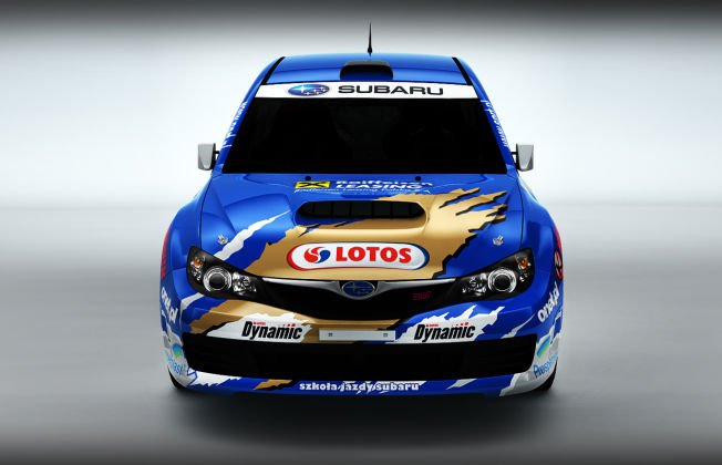 Subaru Poland Rally Team