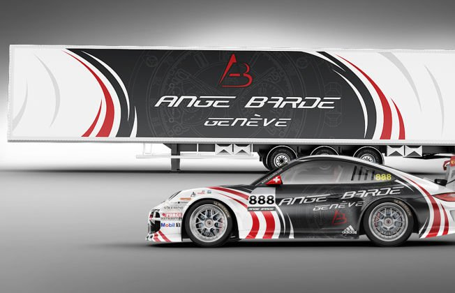 Ange Barde Racing