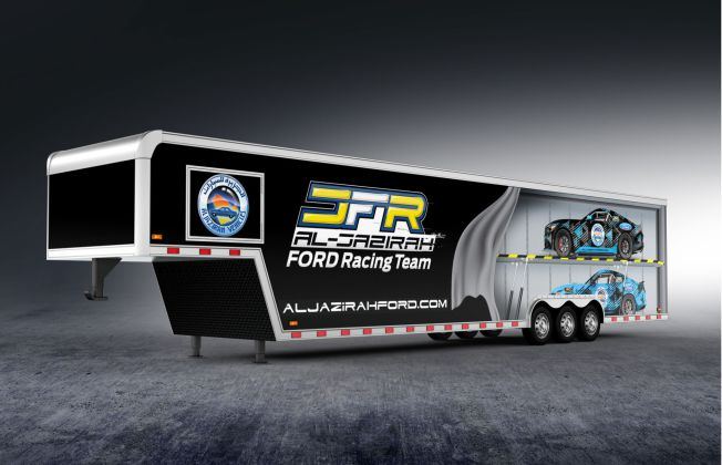 JFR Al Jazirah Ford Racing Team