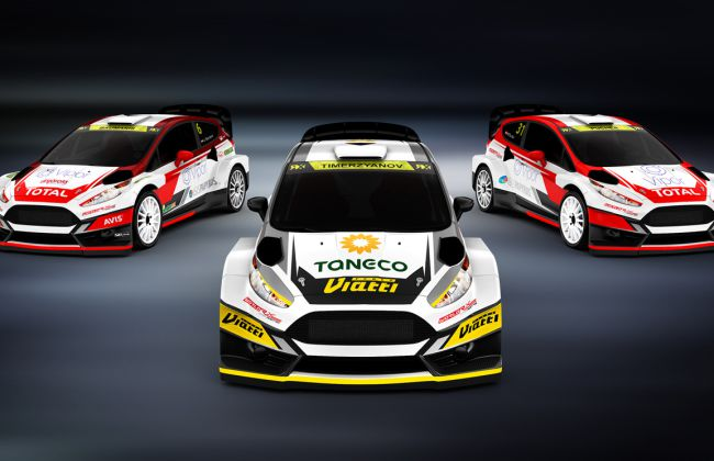 World RX Team Austria