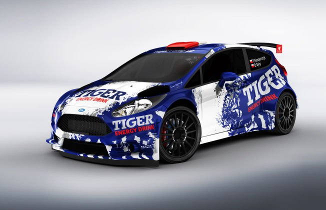 Tiger Rally Team