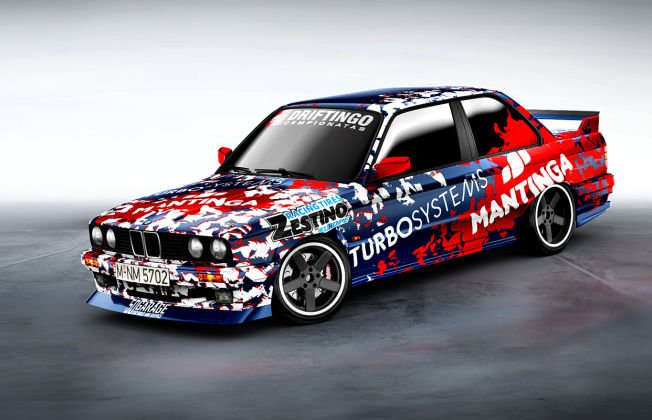 Mantas Drift